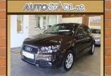 Audi A1 SB 1,6 TDI/Alu/PDC/Sportf./Klimaautomatik/ bei Autostadl Peter Fehberger in Jung- und Gebrauchtfahrzeuge aller Marken, Bezirke Judenburg, Knittelfeld, Murtal, Autostadl Weißkirchen Steiermark