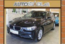 BMW 318d Touring/Leder/Navi/PDC/Sportsitze/Alu/Temp./ bei HWS || Autostadl Peter Fehberger in
