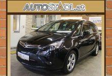 Opel Zafira Tourer 1,6 CDTI Cosmo/7-Sitzer/Navi/Sportsitze/Alu/MFL/ bei HWS || Autostadl Peter Fehberger in
