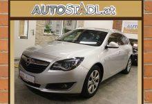 Opel Insignia ST 1,6 CDTI Cosmo/Navi/Teilleder/Alu/PDC/MFL/Temp./ bei HWS    Autostadl Peter Fehberger in