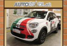 Fiat 500X 1,6 E-Einzigartiger Look!!/Temp./Alu/TOP!/ Cross Look Cross Plus bei HWS    Autostadl Peter Fehberger in