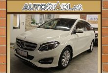 Mercedes-Benz B 180 d/Navi/Memory-Sitze/Alu/Sitzhzg./PDC/MFL/ bei HWS || Autostadl Peter Fehberger in