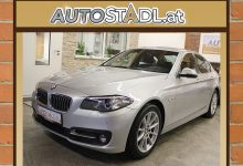 BMW 520d xDrive Aut./Navi/Kamera/Sitzhzg./Top-Preis!!! bei HWS || Autostadl Peter Fehberger in
