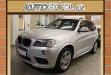 BMW X3 xDrive20d Aut.M-Paket innen/außen/Navi/Leder/Xenon/TOP-Preis!!!! bei HWS    Autostadl Peter Fehberger in