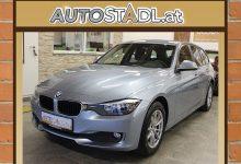 BMW 318d Touring/Navi/Leder/PDC/Alu/Temp.MFL/ bei HWS || Autostadl Peter Fehberger in