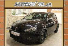 VW Golf Jubiläum 1,6 TDI DPF bei HWS || Autostadl Peter Fehberger in