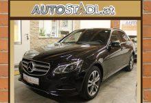 Mercedes-Benz E 220 CDI Avantgarde Aut./LED/Leder/Navi/Sitzhzg./Alu/PDC/ bei HWS || Autostadl Peter Fehberger in