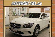 Mercedes-Benz CLA 180 d Shooting Brake/Navi/LED/AHV/Teilleder/Sitzhzg./ bei HWS || Autostadl Peter Fehberger in