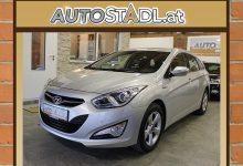Hyundai i40 Premium 1,7 CRDi DPF/Navi/Alu/PDC/Temp./ bei HWS || Autostadl Peter Fehberger in