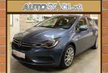 Opel Astra 1,4 Turbo/Top-Zustand!/Navi/Alu/MFL/Temp./ Österreich Edition bei HWS || Autostadl Peter Fehberger in