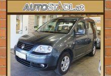 VW Caddy Kombi 1,9 TDI/Klima/Pickerl neu/ bei HWS || Autostadl Peter Fehberger in