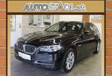BMW 518d Touring/Navi/Leder/PDC/MFL/Elektr.Sitze/ bei HWS    Autostadl Peter Fehberger in