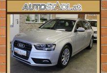 Audi A4 Avant 2,0 TDI/Navi/PDC/Alu/MFL/Temp./ bei HWS    Autostadl Peter Fehberger in
