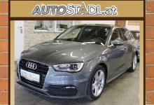 Audi A3 SB 2,0 TDI DPF S-tronic/S-Line/Bi-Xenon/Navi/AHV/ bei HWS    Autostadl Peter Fehberger in