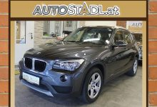 BMW X1 xDrive18d Österreich-Paket Aut./PDC/Alu/MFL/ bei HWS || Autostadl Peter Fehberger in