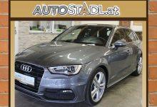 Audi A3 SB quattro 2,0 TDI S-tronic/S-Line innen und außen/Bi-Xenon/Navi/Sitzhzg./ Sport bei HWS || Autostadl Peter Fehberger in