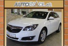 Opel Insignia ST 1,6 CDTI/Navi/PDC/MFL/Sportsitze/ Edition bei HWS || Autostadl Peter Fehberger in