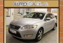 Ford Mondeo Traveller Ghia 2,0 TDCi/Leder/Sitzhzg./Alu/ bei HWS    Autostadl Peter Fehberger in