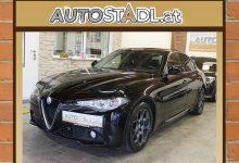 Alfa Romeo Giulia Super 2,2 180 AT RWD/Leder/Navi/Sitzhzg./Memory/Rückf./ bei HWS || Autostadl Peter Fehberger in