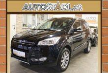 Ford Kuga 2,0 TDCi Titanium 4×4/Leder/Panorama/Sitzhzg./Alu/PDC/ bei HWS || Autostadl Peter Fehberger in