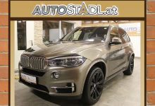 BMW X5 xDrive40d Aut./NP:113200.-/TOP!!/Head-up/Leder/Navi/LED/ bei HWS || Autostadl Peter Fehberger in