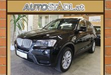 BMW X3 xDrive30d Aut./Leder/Navi/Xenon/ bei HWS    Autostadl Peter Fehberger in