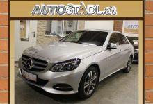 Mercedes-Benz E 220 Avantgarde Aut./LED/Navi/AHK/Leder/Sitzhzg./Alu/ bei HWS || Autostadl Peter Fehberger in