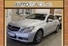 Mercedes-Benz E 200 CGI/TOP!!/Sitzhzg./Leder/Alu/MFL/Temp./ bei HWS || Autostadl Peter Fehberger in