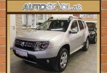 Dacia Duster dCi 110 S&S 4WD/Navi/Leder/Sitzhzg./PDC/Alu/ Laur bei HWS || Autostadl Peter Fehberger in