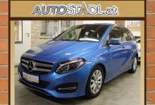 Mercedes-Benz B 180d/LED/Navi/Sitzhzg./Alu/PDC/31000km!!! bei HWS || Autostadl Peter Fehberger in