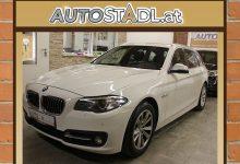 BMW 520d xDrive Touring Aut./Navi/LED/AHV/Sitzhzg./TOP!!/ bei HWS || Autostadl Peter Fehberger in