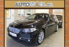 BMW 520d xDrive Touring Aut./Leder/Navi/Panorama/AHV/Modern-Line/Sitzhzg./ bei HWS || Autostadl Peter Fehberger in