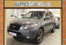 Hyundai Santa Fe 2,2 CRDi Premium 4WD/AHV/7-Sitze/Alu/ bei HWS || Autostadl Peter Fehberger in