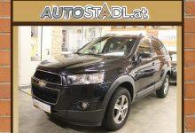Chevrolet Captiva LTZ 2,2 4WD Aut./Navi/Rückfahrk./PDC/AlU/MFL/Temp./ bei HWS || Autostadl Peter Fehberger in