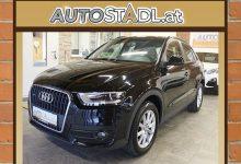 Audi Q3 2,0 TDI quattro Style/Xenon/Navi/Sitzhzg./MFL/Alu/ bei HWS || Autostadl Peter Fehberger in