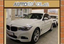 BMW 320d xDrive Gran Turismo Aut./M-PAKET/Xenon/Navi/Rauleder/Sitzhzg./Alu/ bei HWS || Autostadl Peter Fehberger in