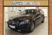 Mercedes-Benz E 200 CDI T Avantgarde/LED/Navi/AHV/T.Leder/PDC/Alu/MF bei HWS || Autostadl Peter Fehberger in