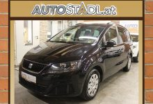 Seat Alhambra Business 2,0 TDI/7-Sitzer/Zahnriemen neu!!!/ bei HWS || Autostadl Peter Fehberger in