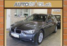 BMW 318d xDrive Touring Advantage/LED/Sitzhzg./AKTION!!/ bei HWS || Autostadl Peter Fehberger in