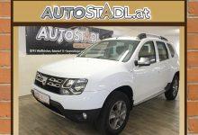 Dacia Duster Supreme dCi 110 4WD/Navi/Leder/Sitzhzg./Alu/Temp./MFL/ bei HWS || Autostadl Peter Fehberger in