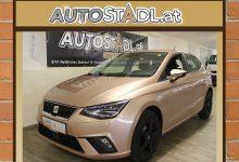 Seat Ibiza 1,0 Style/LED/Temp./KLimaautomatik/Alu/ bei HWS || Autostadl Peter Fehberger in