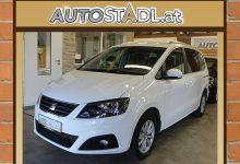 Seat Alhambra Executive 2,0 TDI CR 4WD/Xenon/Navi/AHV/El.Schiebetüren/Sitzhzg./Alu/PDC/ bei HWS || Autostadl Peter Fehberger in