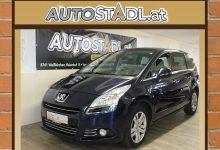 Peugeot 5008 2,0 HDI/7-Sitzer/Navi/Panorama./Sitzhzg./Alu/PDC/ bei HWS || Autostadl Peter Fehberger in