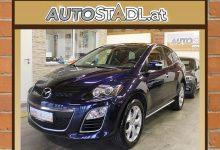 Mazda CX-7 CD173 Revolution/Xenon/Leder/Navi/Sitzhzg./Alu/Rückf./ bei HWS || Autostadl Peter Fehberger in
