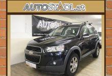 Chevrolet Captiva LT 2,2 4WD DPF bei HWS || Autostadl Peter Fehberger in