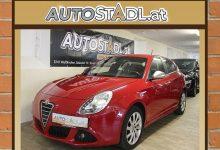 Alfa Romeo Giulietta 1,6 JTD Multijet II Distinctive bei HWS || Autostadl Peter Fehberger in