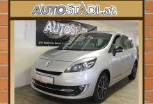 Renault Grand Scénic dCi 110 EDC Bose/Navi/Teilleder/Sitzhzg./Alu/PDC/ bei HWS || Autostadl Peter Fehberger in