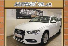 Audi A4 Avant 2,0 TDI/Sitzhzg./Alu/PDC/MFL/40000KM!!!!/ bei HWS    Autostadl Peter Fehberger in
