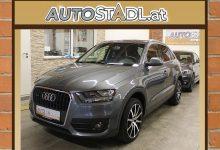 Audi Q3 2,0 TDI quattro/AHV/Sitzhzg./ bei HWS    Autostadl Peter Fehberger in