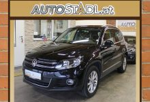 VW Tiguan 2,0 TDI Sport&Style/Sitzhzg./Sportsitze/AHV/Alu/PDC/MFL/ bei HWS || Autostadl Peter Fehberger in